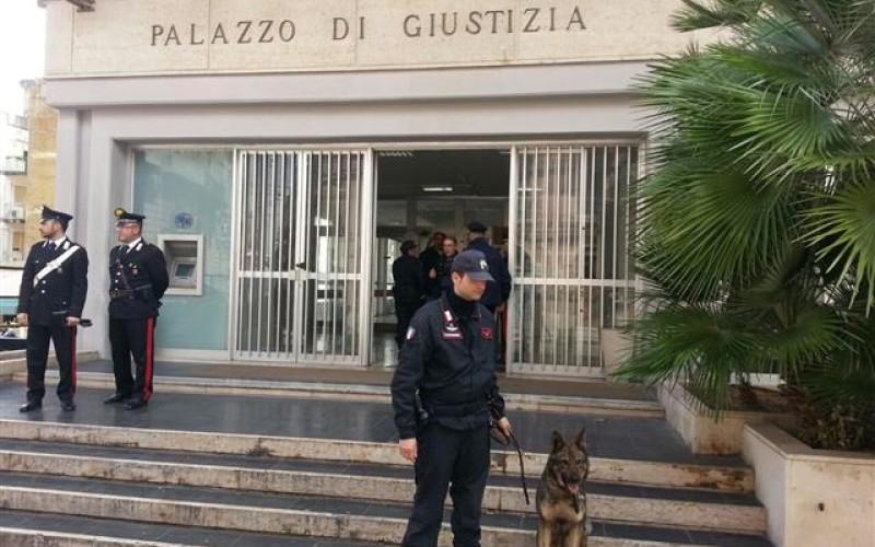 Ragusa, sistemi di sicurezza al Tribunale mai attivati: si devono revisionare