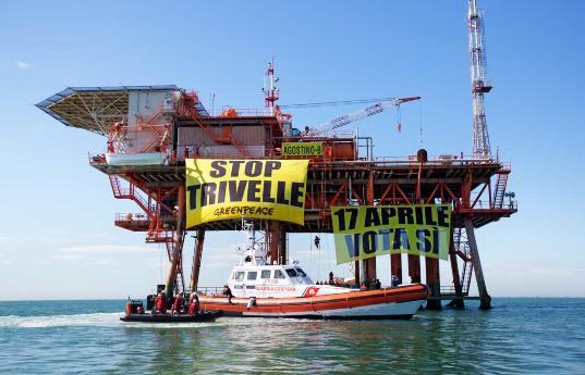 Il Ministero autorizza 11 trivelle in Sicilia, insorgono gli ambientalisti