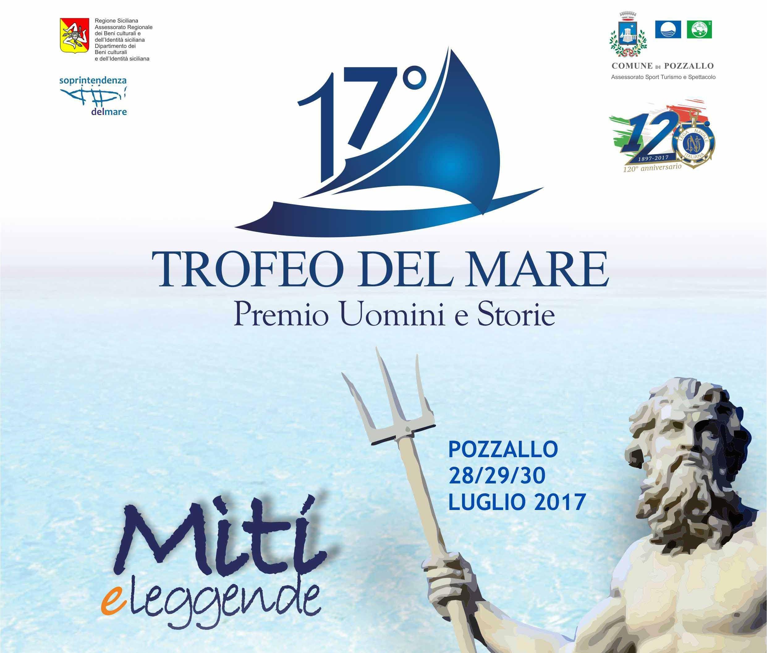 Pozzallo: al via il Trofeo del mare 2017 tra economia, arte e storia