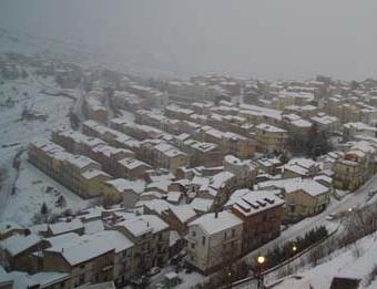 Maltempo e neve bloccano il Troina che non arriva a Rosolini