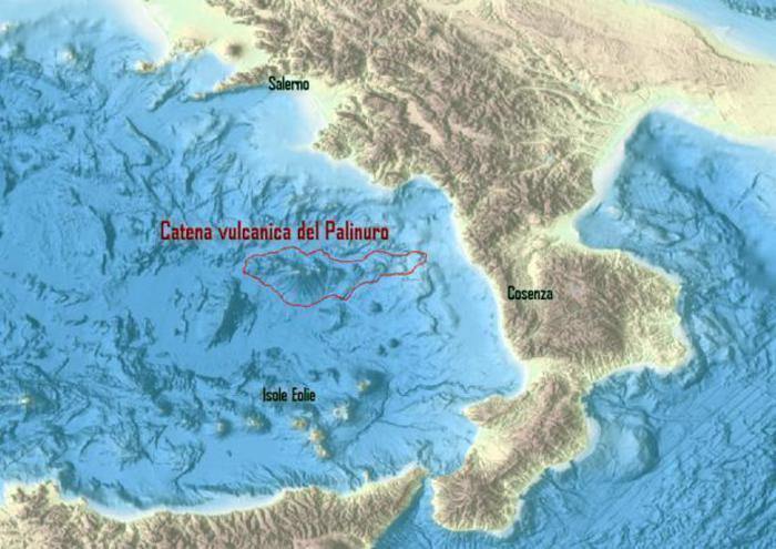Scossa di terremoto di magnitudo 4.4 a largo delle coste di Tropea