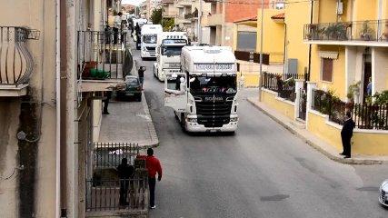 Il Truck Day a Rosolini in tragedia: spettatore perde una gamba