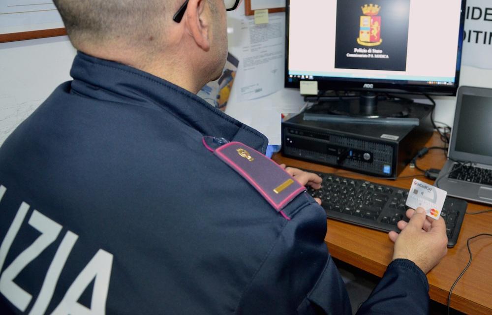 Truffe online, la polizia di Modica denuncia quattro persone