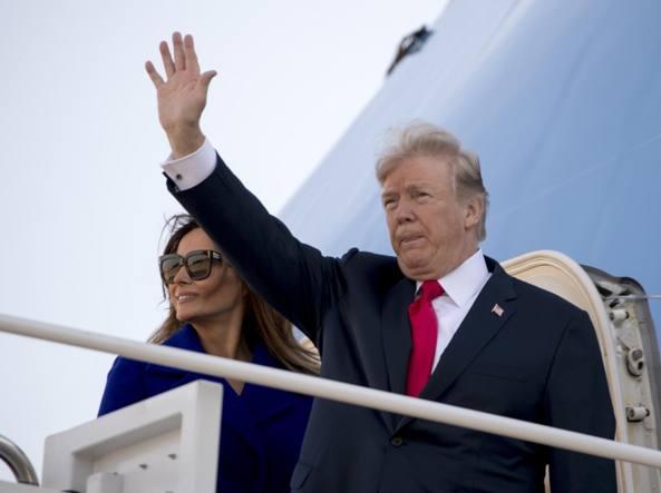 Trump in Asia vuole incontrare Putin per il