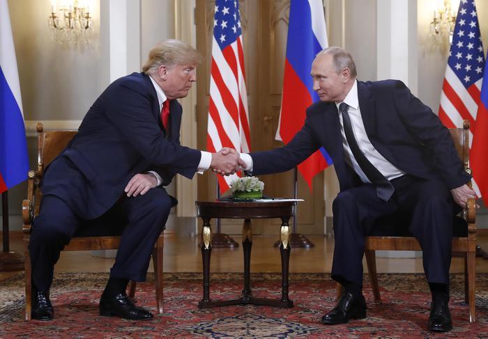 Il vertice a Helsinki, Trump: adesso voglio un buon rapporto con Putin