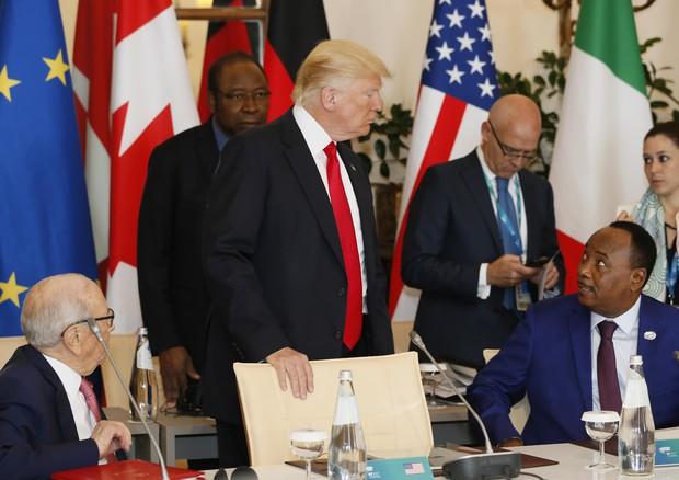 G7: Gentiloni a leader, felici di accogliervi in Sicilia