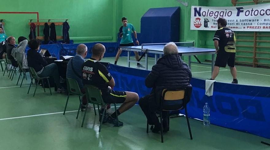 Tennis tavolo: Modica in vetta nel campionato di C2, primo stop in D1