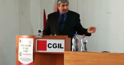 Cgil: Cubito nuovo segretario della Funzione pubblica di Catania