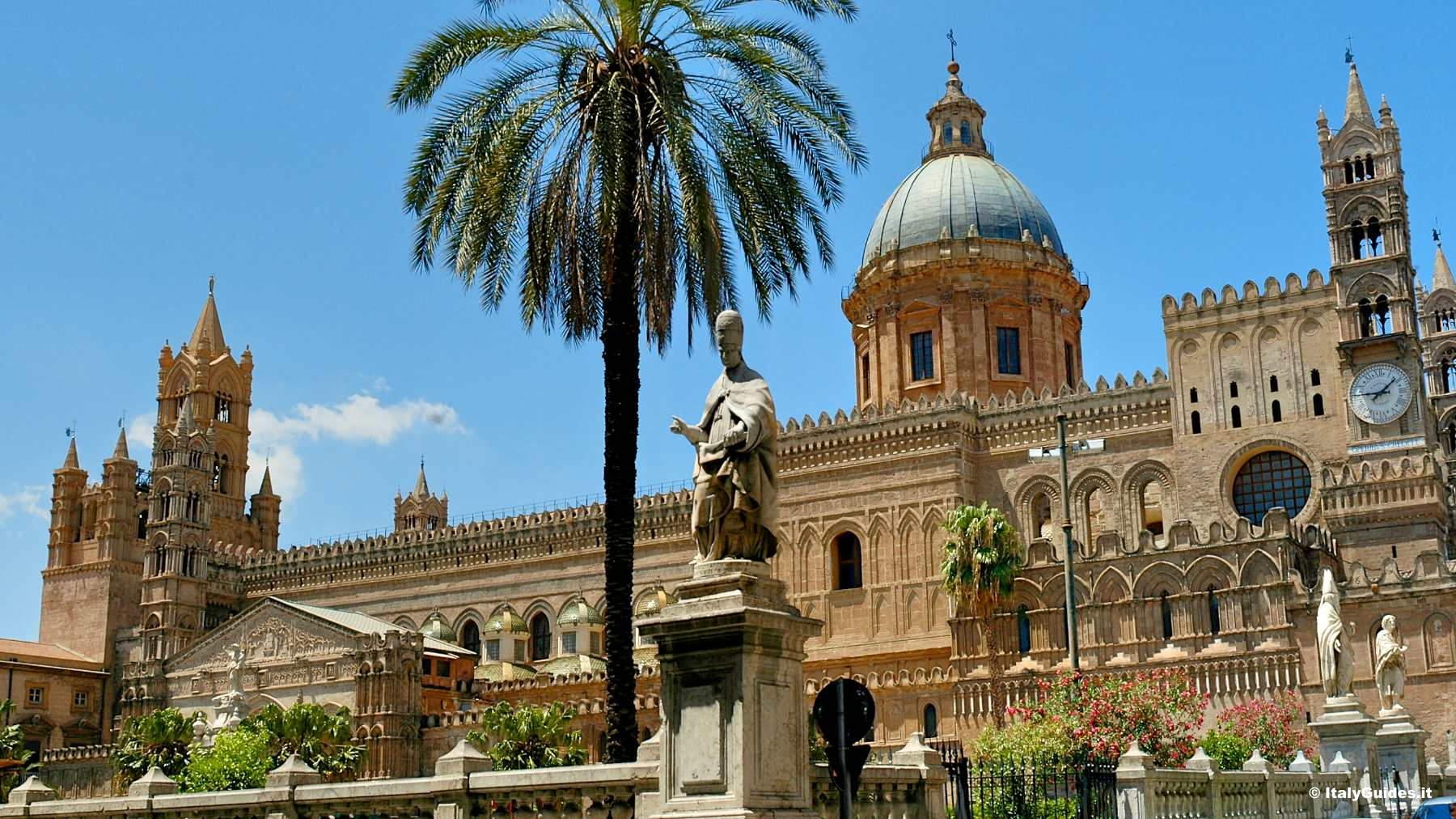 Turismo: Palermo vola sui canali social, 5 milioni di contatti a dicembre