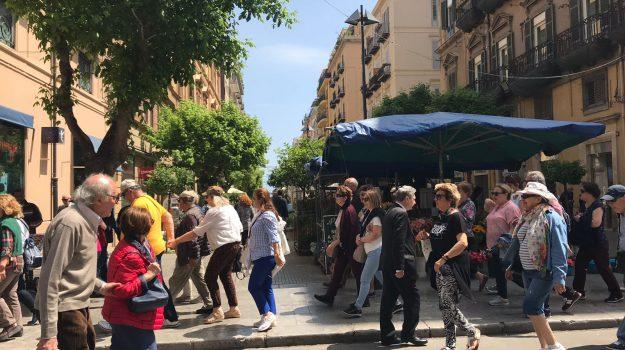 """Turismo, il sindaco Orlando: """"Palermo terza meta in Italia"""""""