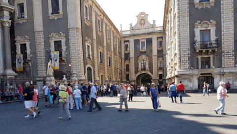 Catania tra le mete preferite degli italiani che partono a Pasqua