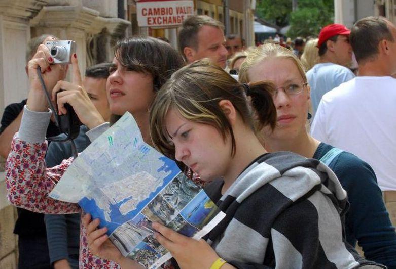 Turismo, calo di presenza a Catania del 50%