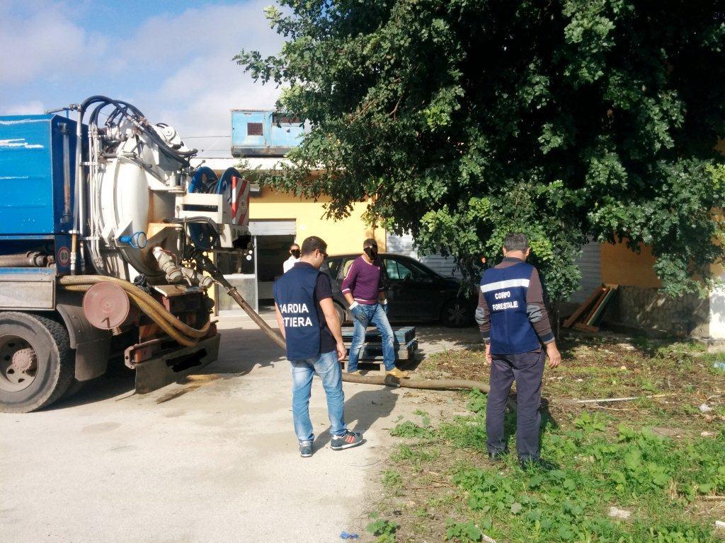 Scarichi inquinanti, 11 multe nel Siracusano per 660 mila euro