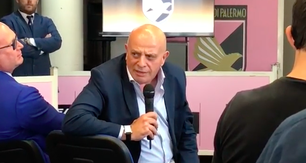 """Palermo, il sindaco: """"Incontrerò la famiglia Tuttolomondo appena la squadra verrà iscritta"""""""