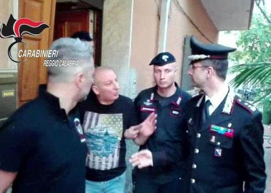 Latitante da 23 anni, preso a San Luca il boss Giorgi detto 'u capra