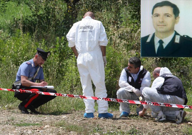 """""""Cacciatori di Calabria"""" a Marsala, si cercano gli assassini del maresciallo Mirarchi"""