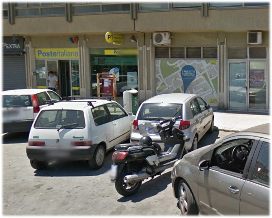 Palermo, rapina ad ufficio postale: arrestato l'autore