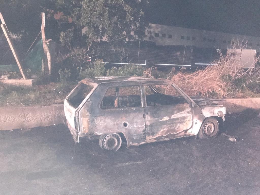 Modica, incendiata un'auto dell'Ufficio Ecologia: è dolo