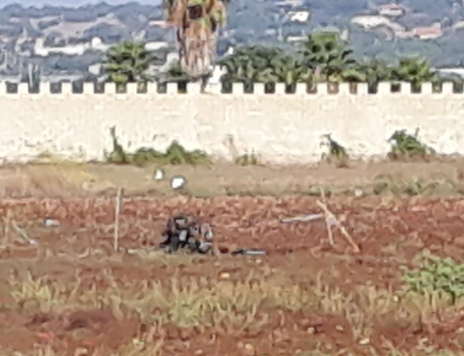 Marina di Modica, aereo ultraleggero precipitato: rottami ancora sul terreno
