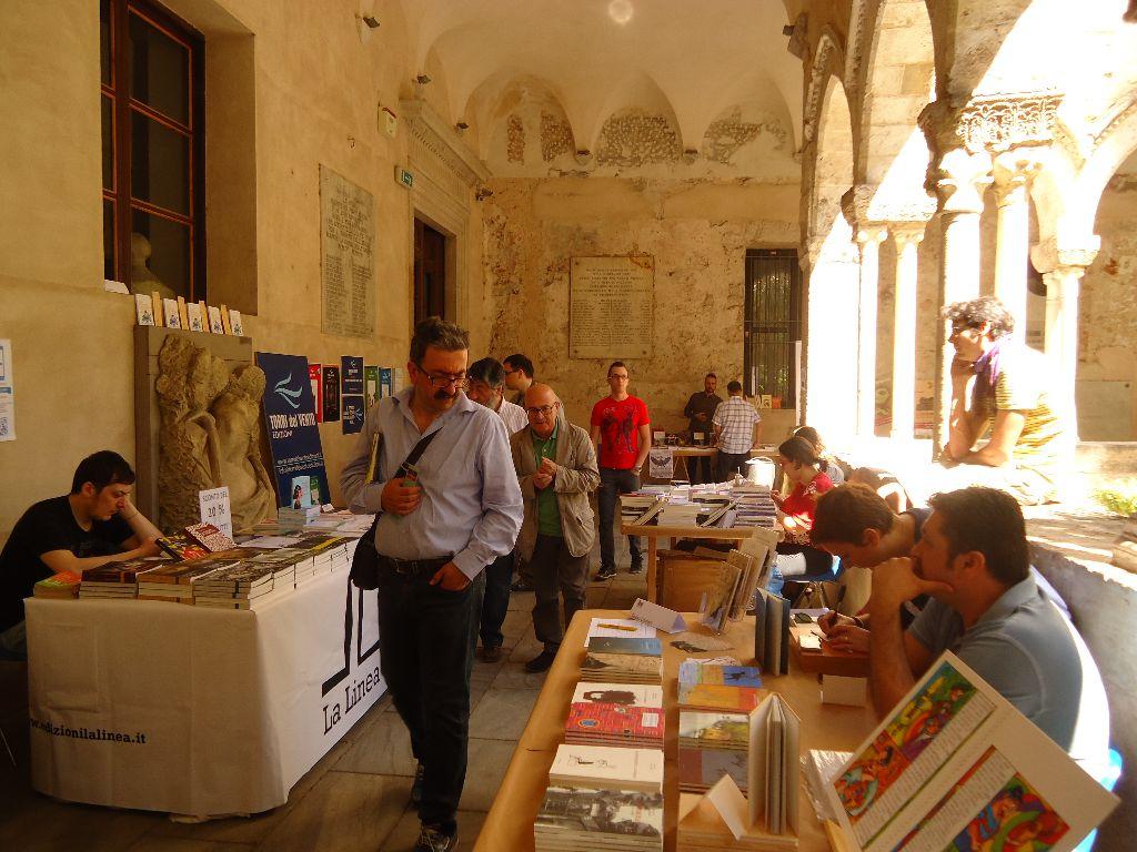 Editoria: torna a Palermo
