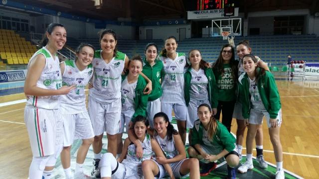 Basket Under 18, la Passalacqua Ragusa si ferma: niente finali nazionali interzona