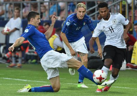 Europei under 21, gli azzurrini battono la Germania e volano in semifinale