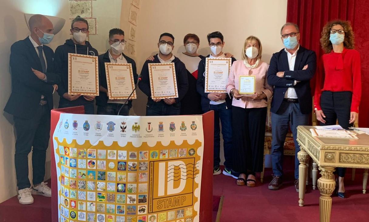 Noto, concorso ID Stamp: premiati gli studenti delle scuole del Sud Est