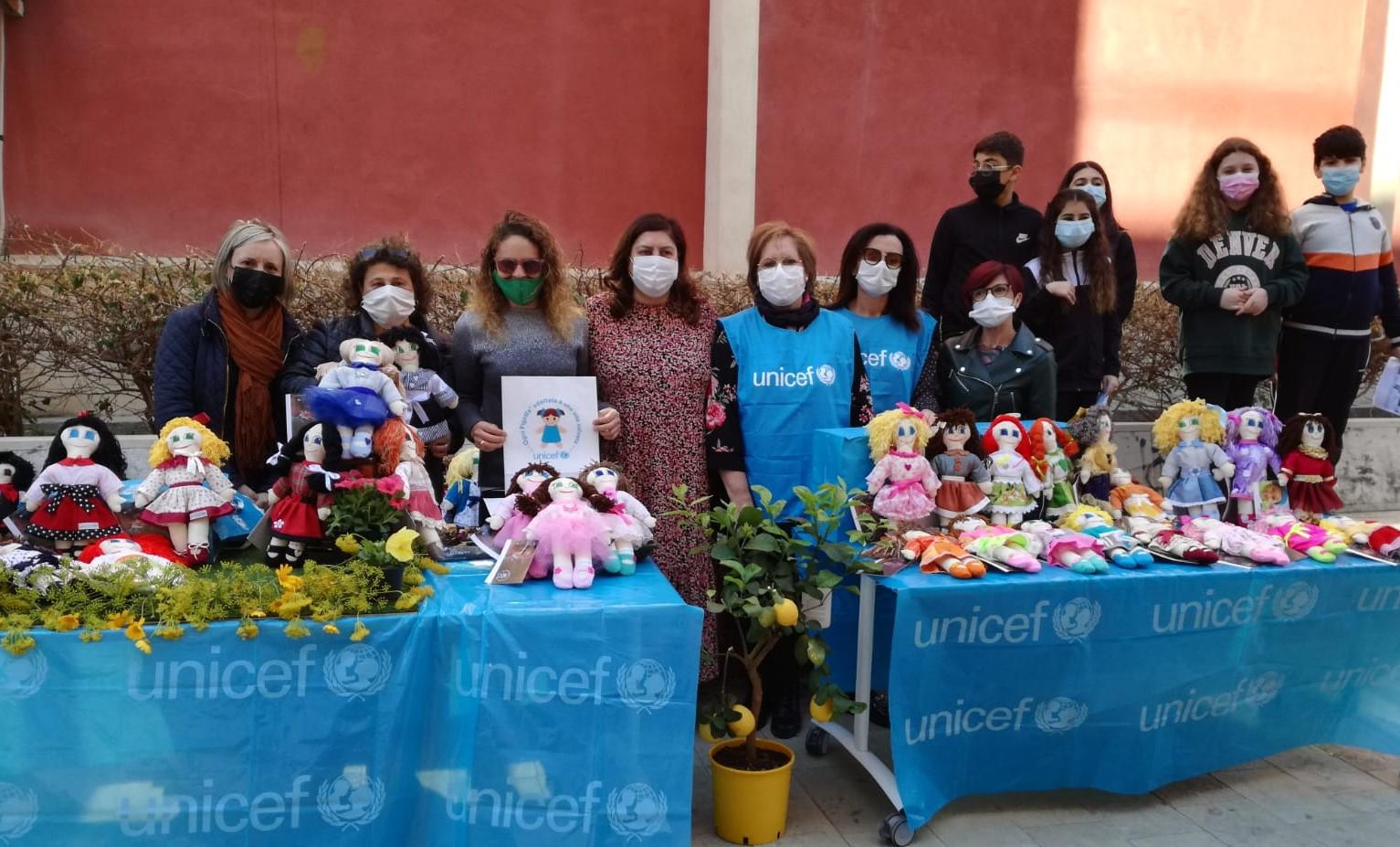Pozzallo: Unicef e Istituto Rogasi per una Pasqua dedicata ai bambini