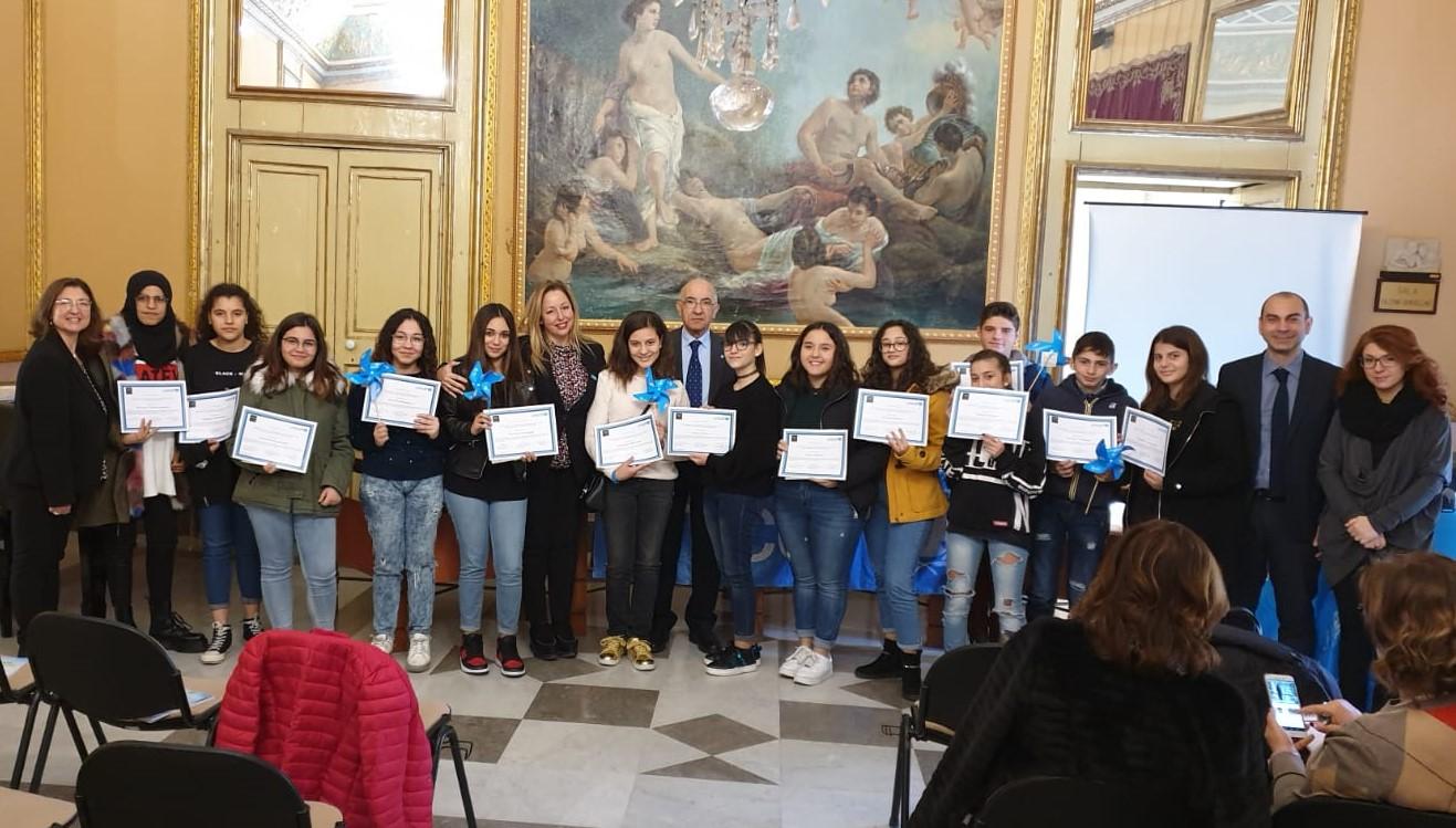 Scicli, a Palazzo Spadaro concluso corso di formazione per volontari Unicef