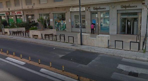 Palermo: rapina in banca, arrestato uno degli autori