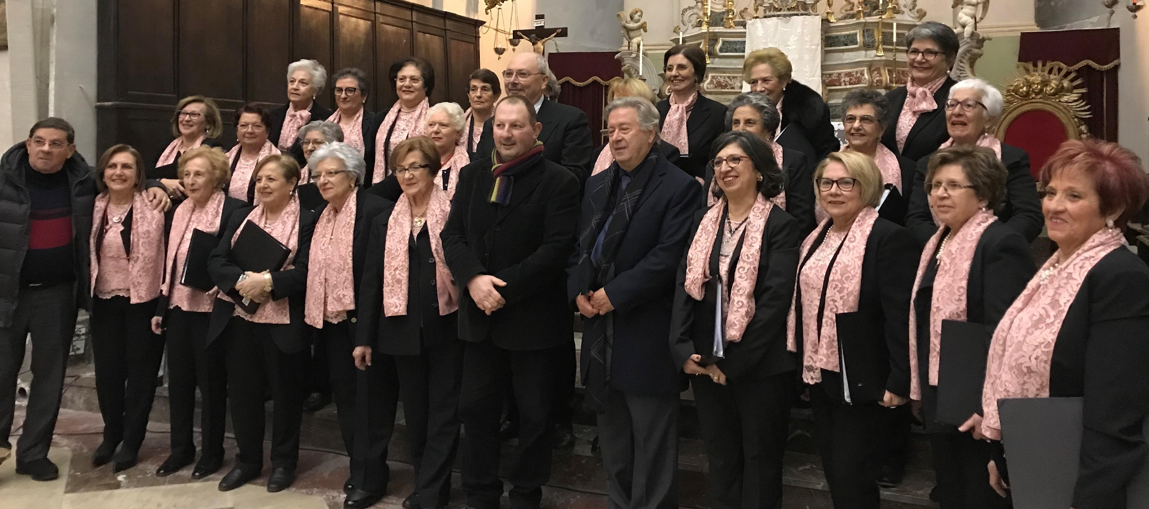 Modica, successo di pubblico per il concerto dell'Epifania dell'Unitre