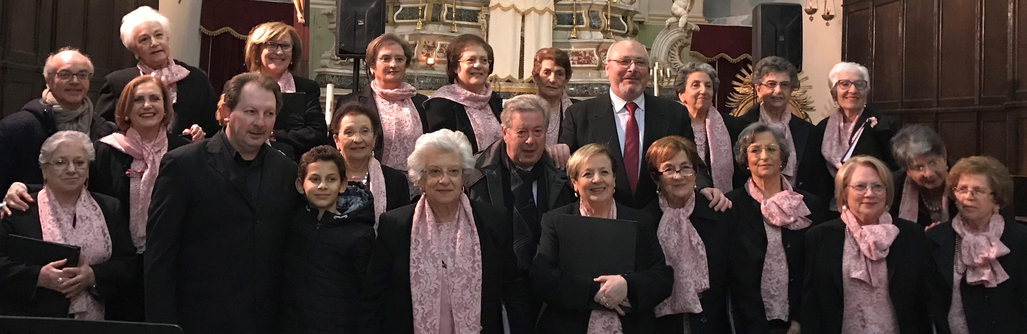 Modica, successo a San Domenico per il concerto del coro dell'Unitre