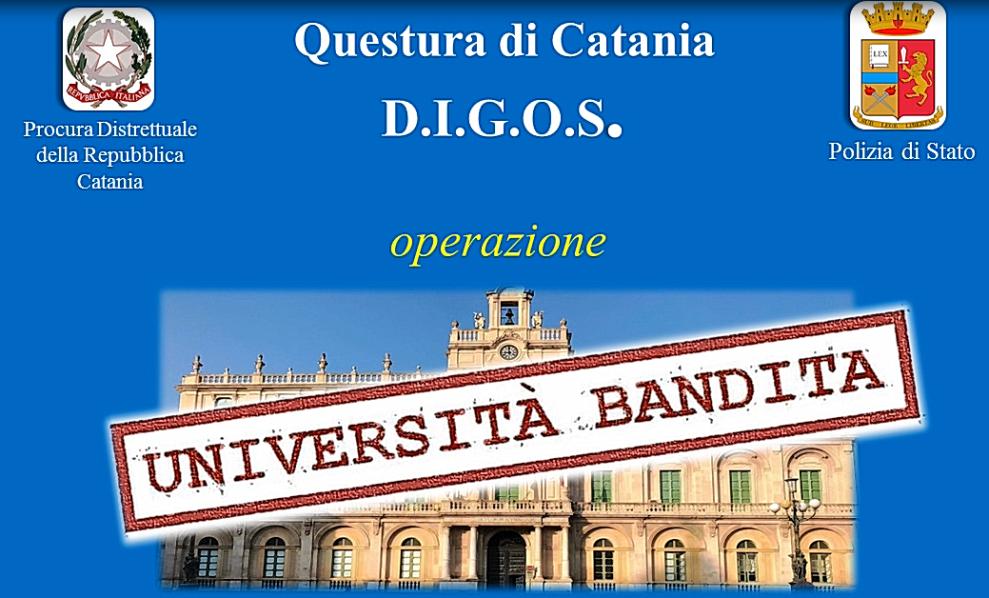 Concorsi truccati all'Università di Catania, 45 indagati rinviati a giudizio