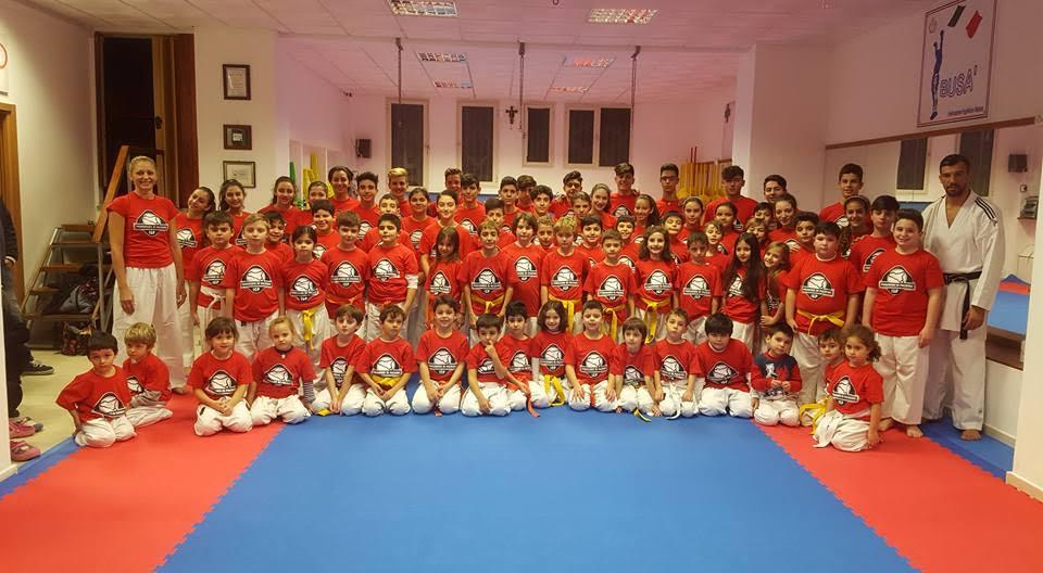 Portopalo, l'Accademia Karate Bartolo si prepara agli europei