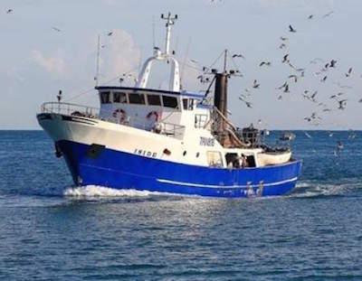 Sequestrato e rilasciato un peschereccio di Mazara