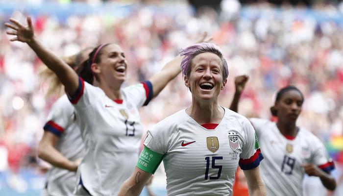 Mondiali di calcio femminile, la finale la vincono le statunitensi: Olanda ko