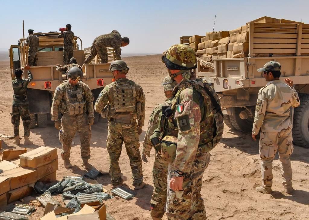 Usa, dimezzati militari in Afghanistan: ritirati 7mila soldati