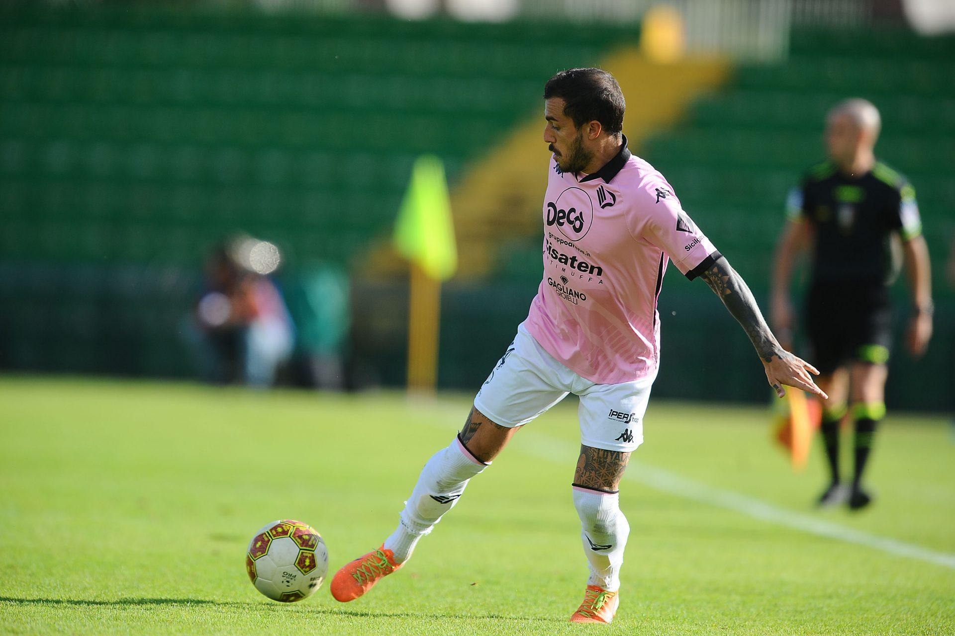 Il Palermo vince il recupero contro il Foggia: decide un gol di Valente