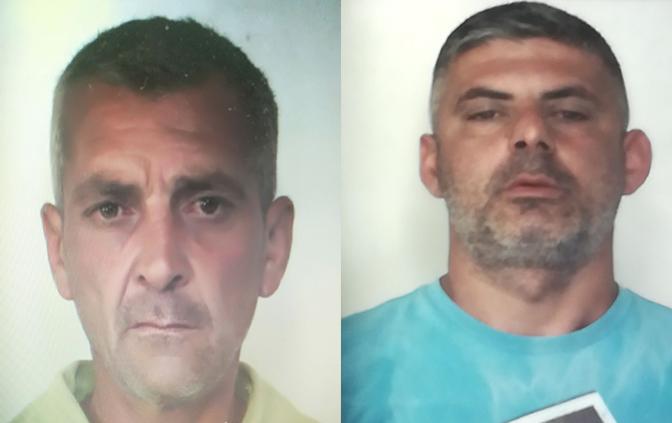 Floridia, sorvegliati speciali a 12 chilometri da casa:  finiscono in carcere