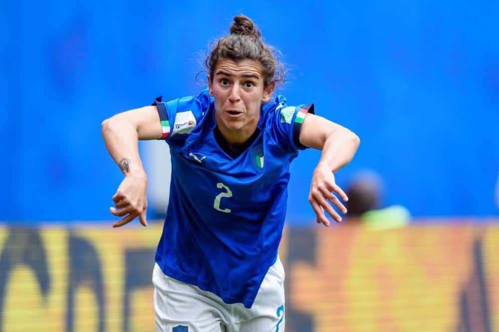 Nazionale femminile, convocate 23 azzurre per le gare contro Georgia e Malta