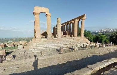 Archeologia: ricerche con droni alla Valle dei Templi