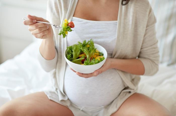 """""""Con la dieta vegana rischio di danni neurologici al feto"""""""