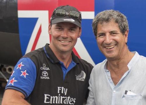 Il presidente del Circolo della vela di Palermo: felice del successo di New Zeland