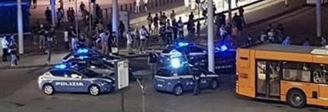 Tafferugli nella notte a Venezia dopo la partita contro il Palermo