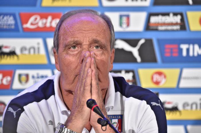 """La nazionale a Palermo, il ct Ventura: """"Vietato sbagliare contro l'Albania"""""""