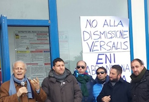 Ragusa, scatta la cassa integrazione per i 130 dipendenti Versalis