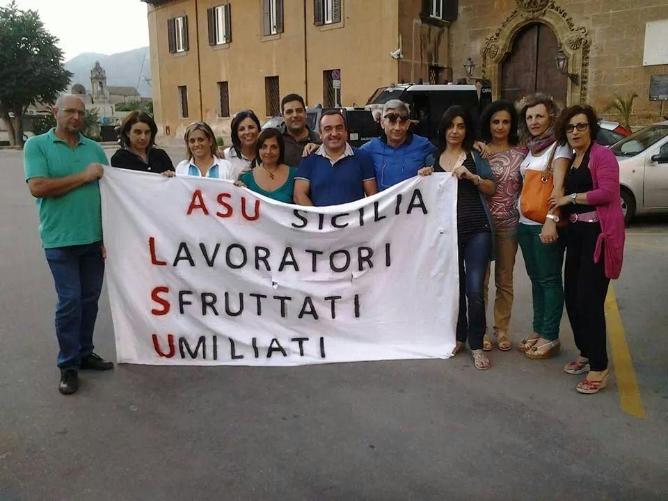 Il governo della Sicilia stabilizza dopo 20 anni 4.600 lavoratori Asu