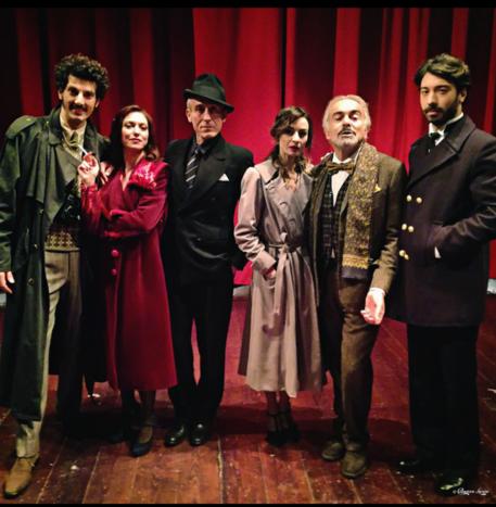 """Teatro: """"Vestire gli ignudi"""" al Massimo di Palermo"""