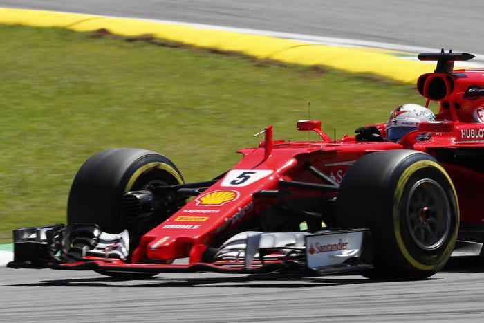 Formula 1, Vettel vince il Gran Premio del Brasile: Raikkonen è terzo
