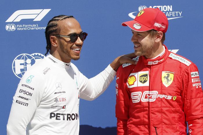 Formula 1, Gp del Canada: Vettel è primo ma per penalità la vittoria è di Hamilton